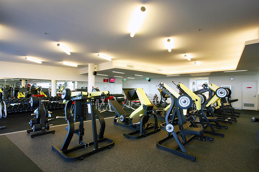 Inlite Reference Virgin Active Frenchs Forest